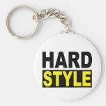 Hardstyle Llavero Personalizado