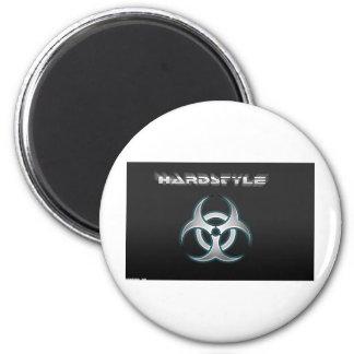 Hardstyle Fridge Magnet