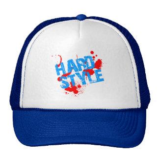 Hardstyle Paint Splatters Trucker Hat