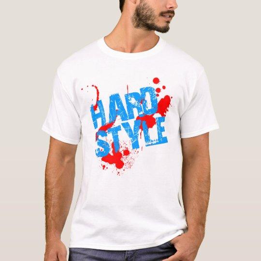 Hardstyle Paint Splatters T-Shirt