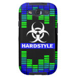 Hardstyle pattern galaxy SIII covers
