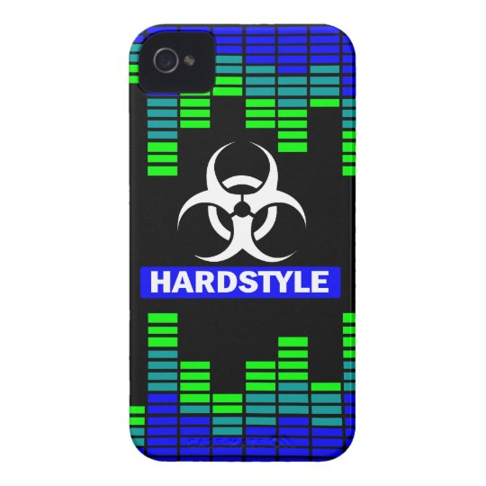 Hardstyle pattern iPhone 4 Case-Mate case