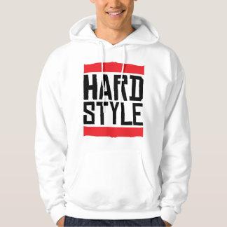 Hardstyle Raw Hoodie