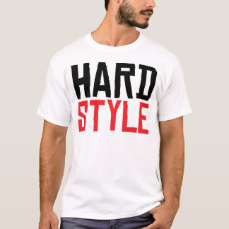 Hardstyle Raw V2 T-Shirt