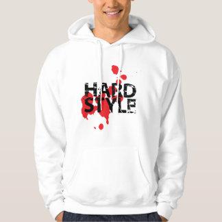 Hardstyle Splatter Hoodie