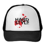 Hardstyle Splatter Trucker Hat