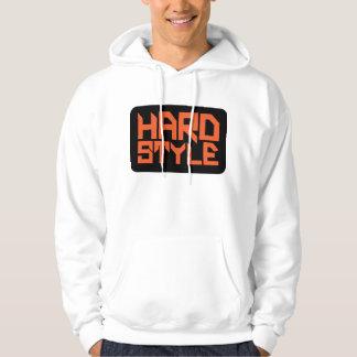 Hardstyle Square Hoodie