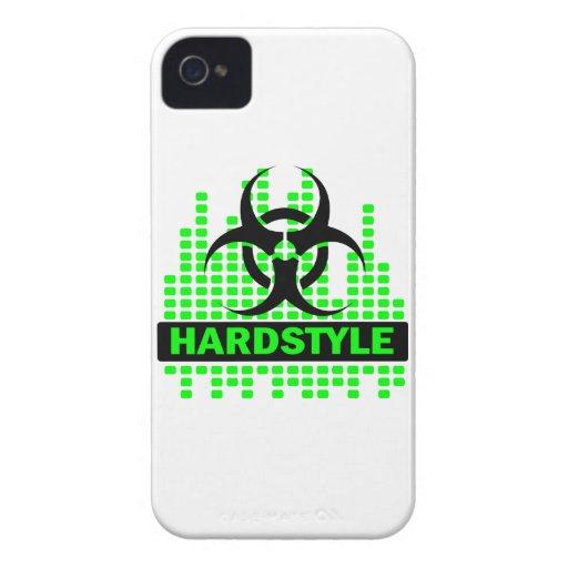 Hardstyle Tempo design Case-Mate iPhone 4 Case