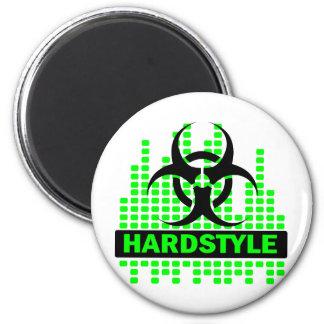 Hardstyle Tempo design Fridge Magnet