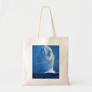 Hardtack Umbrella Underwater Nuclear Test 1958 Canvas Bags