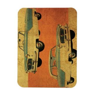 Hardtop y convertible metropolitanos de Nash Iman Flexible