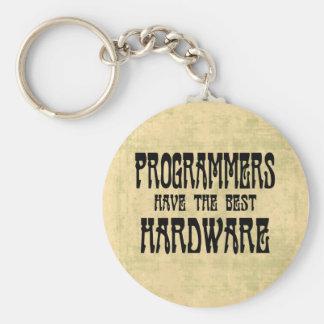 Hardware de los programadores llavero redondo tipo pin