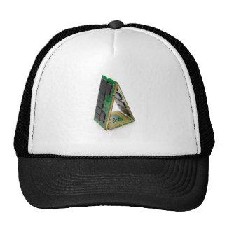 Hardware house mesh hats