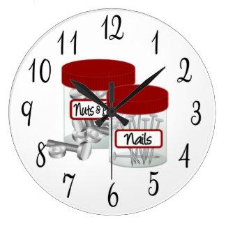 Hardware Large Clock