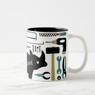 Hardware&Rhino Two-Tone Coffee Mug