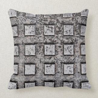 Hardware Steel Public gardens Throw Pillow