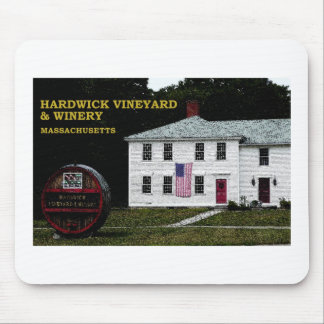 Hardwick Winery, Massachusetts Mouse Pad
