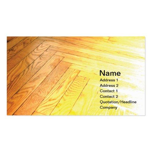 Hardwood floor business card zazzle for Flooring business cards