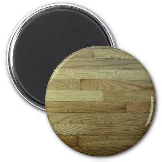 Hardwood Floor Magnet