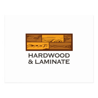 Hardwood & Laminate Postcard