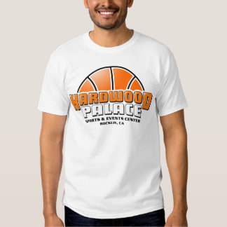 Hardwood Palace Logo T-shirt