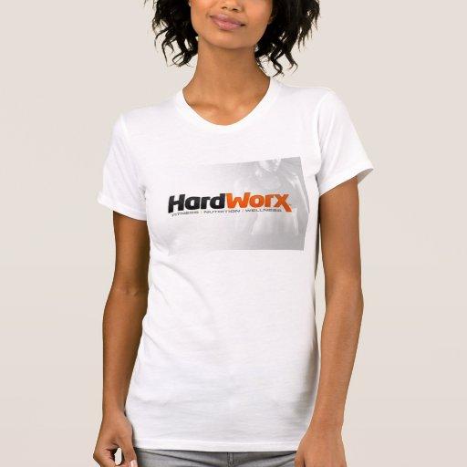 HardWorx el tanque de la diferencia Camisas