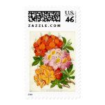"""Hardy Azaleas"" by Sir Joseph Paxton Postage Stamps"