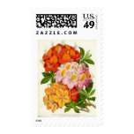 """Hardy Azaleas"" by Sir Joseph Paxton Postage Stamps"