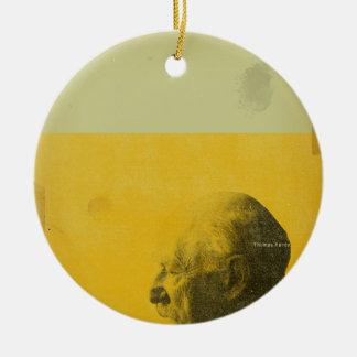Hardy Ceramic Ornament