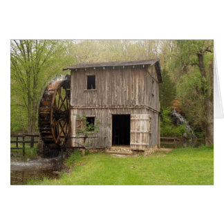 Hardy Mill Greeting Card