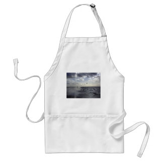 Hardy Walkers & Birds at the water's edge Adult Apron