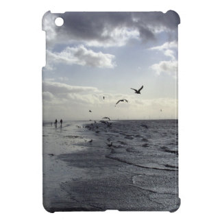 Hardy Walkers & Birds at the water's edge Cover For The iPad Mini