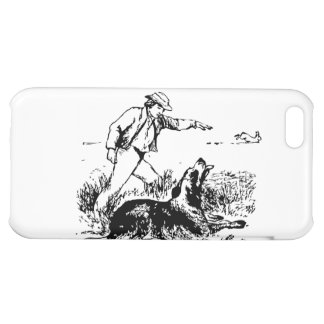 Hare and Hound iPhone Case iPhone 5C Cases
