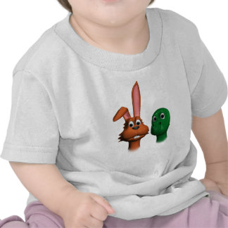 Hare and Tortoise01 T Shirt