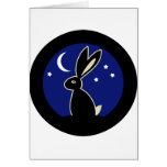 Hare at Twilight Cards