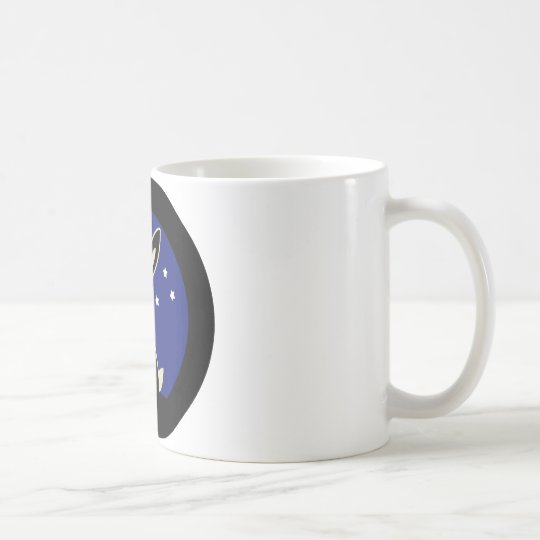 Hare at Twilight Coffee Mug