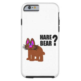 Hare Bear? Tough iPhone 6 Case