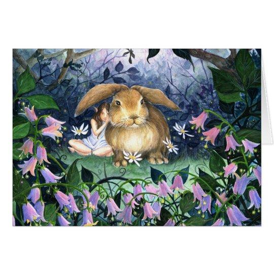 """Hare Bells"" Card"