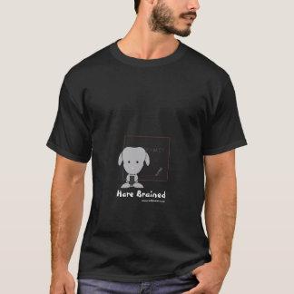 Hare Brained (dark) T-Shirt