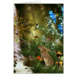 Hare Greeting Cards