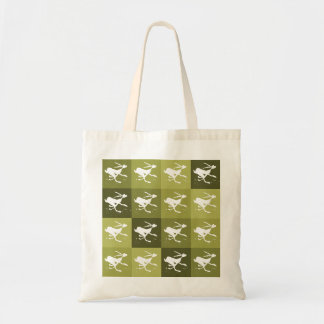 HARE IN A HURRY! TOTE BAG