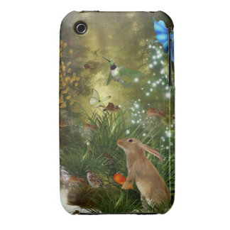 Hare iPhone 3 Cover