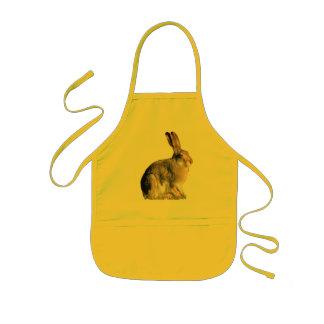 Hare Kids' Apron