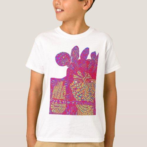 Hare Krishna T_Shirt
