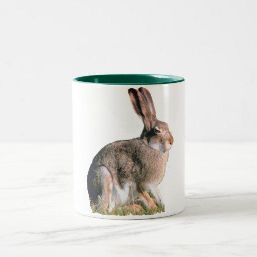 Hare Coffee Mugs