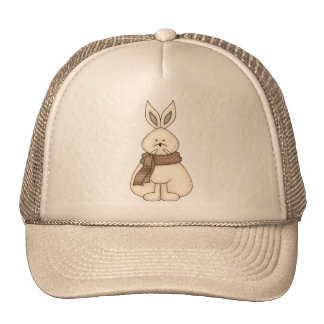 Hare Rabbit Trucker Hat