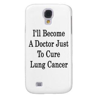 Haré un cáncer de pulmón del doctor Just To Cure