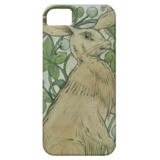 Hare (w/c on paper) iPhone SE/5/5s case