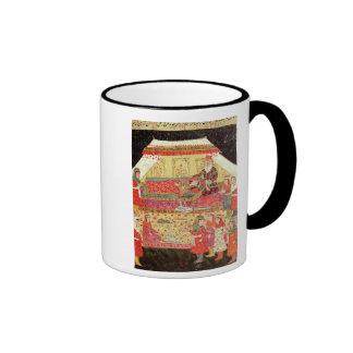 Harem Scene Ringer Coffee Mug