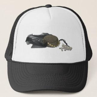 HaremHatNecklace110510 Trucker Hat